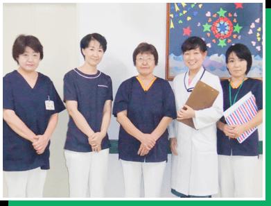 看護師の集まり